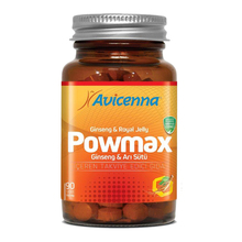 Maximum Power Supplement with Ginseng