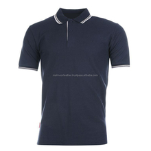Men's Casual Slim Fit Short Sleeve Polo Tee Shirt