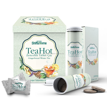 Ginger Tea Effervescent Water Soluble TEA Drink Innovative Product TeaHot Hot Beverage