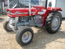 Used Massey Ferguson MF135 gas Tractor