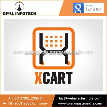Reliable X-cart Development Service Provider in India offering Services and Solutions Worldwide.