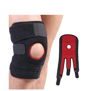 sport Injury Prevention protective knee support pad knee brace