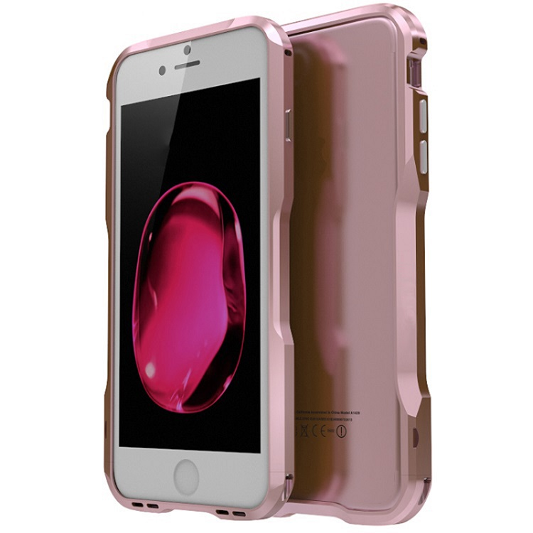 2018 wholesale Aluminium phone accessories mobile phone cover for iphone 7/8 plus case