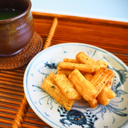 OEM! Japan's Traditional Organic Rice Crackers