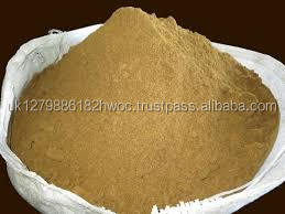 Dried High Protein 65% Fish Meal for Animal Feed