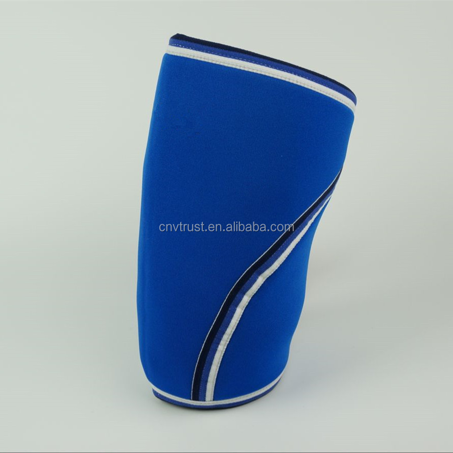 7mm Neoprene Knee Sleeve Support,Compression & Support for Cross training, Weightlifting, Powerlifting, knee brace protecter
