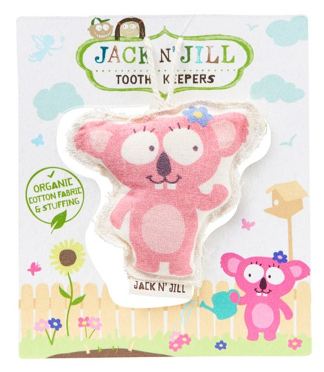 Toothkeeper Koala, Tooth Keeper Pouch Bag