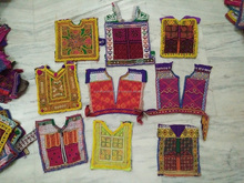 Cotton vintage heavy beaded or heavy work vintage banjara patches vintage embroidered patches