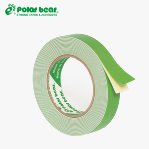 Foam double sided tape single sided double side rubber sponge eva foam grip tape adhesive tape foam rubber strip
