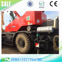 Used 50t Kato SS500 rough terrain crane Japan made sale in China
