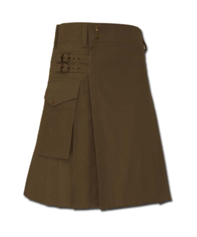 Casual Utility Kilt for Every Men