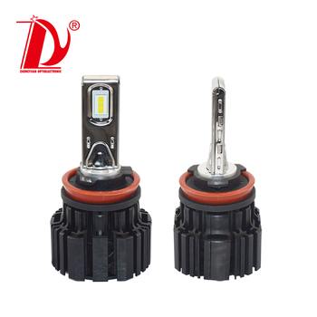 2019 Top 1 Bright led headlights d2s P9 led headlight led lights h11 100w