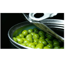 Green Peas Processed Canned In Tin With Different Size