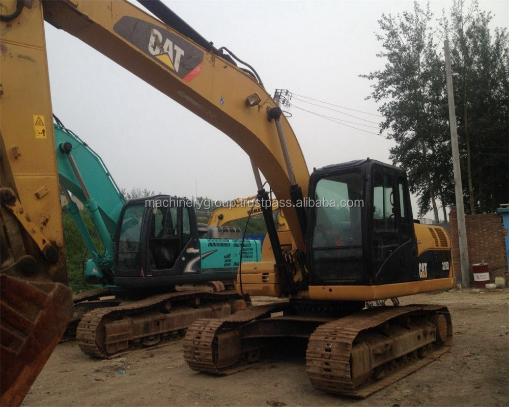 good quality used 320D CAT/caterpillar 320D for sale / second-hand 320D/320DL 320C for sale