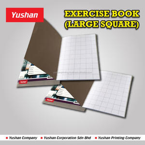Cheap wholesale Exercise books with triple line printing content, suitable for children writing practice, and Jawi Writing