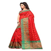 Manufacturer Self Design Bollywood Banarasi Silk Saree