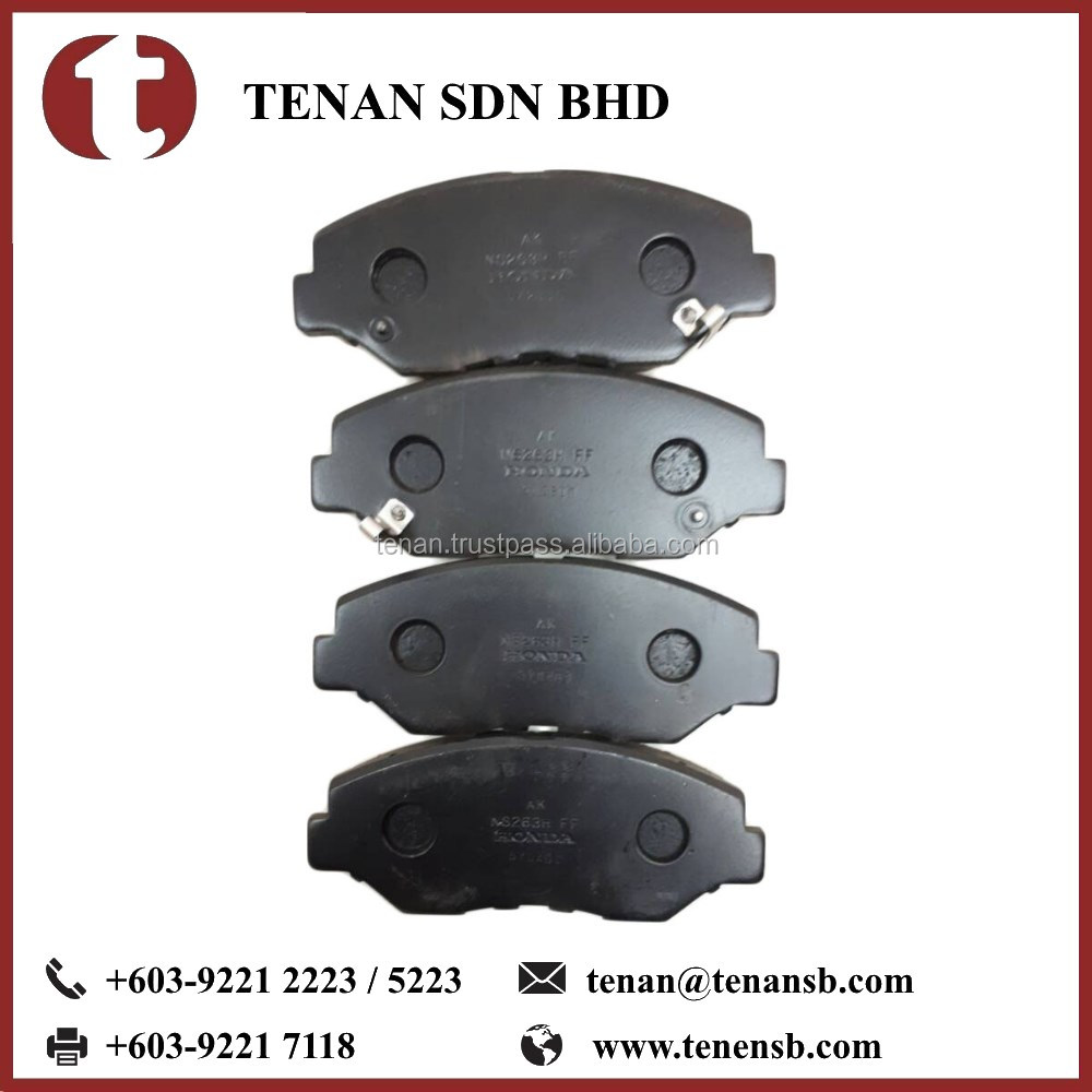 Malaysia Wholesale Brake Pads Auto Spare Parts for CRV 2005