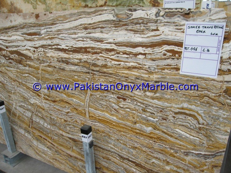 NEW STYLE MANUFACTURER AND EXPORTERS TRAVERTINE ONYX SLABS