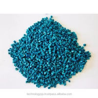 Recycled PP Plastic Pellets Resins From