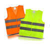 High visibility safety reflective clothing children protect outdoor security vest