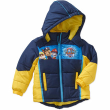2018 Newest Children's Breathable Down Winter Coat With Detachable Hood