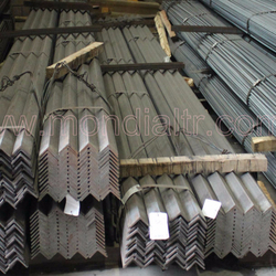 hot rolled astm a36 q235 ss400 mild carbon equal steel angle bar