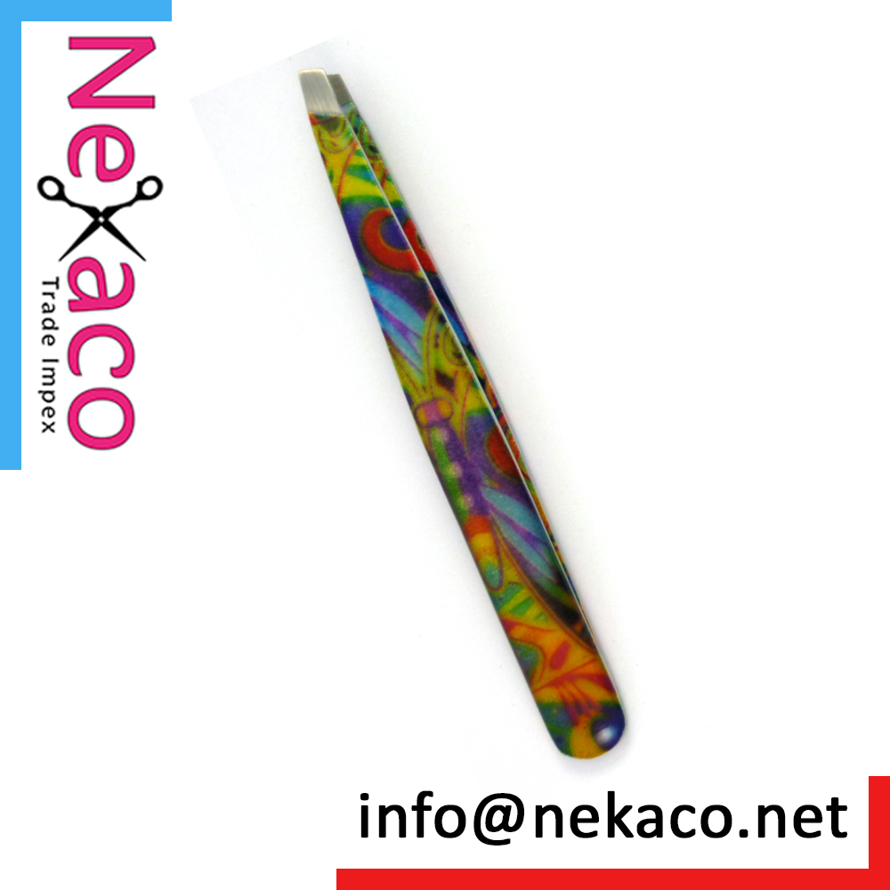 Low price wholesale eyebrow tweezers