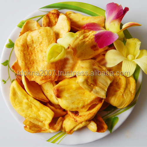 [Hot Seasoning] High Quality Jackfruit Chips /Tropical Fruit