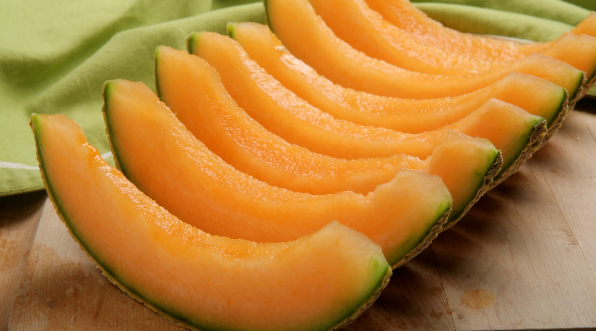 High Quality Cantaloupe