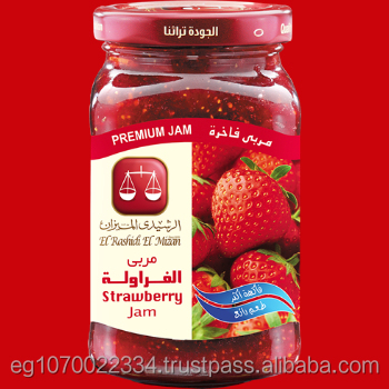 fruit jam made in Egypt HOT PRICE