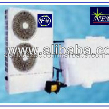 water heating cooling system