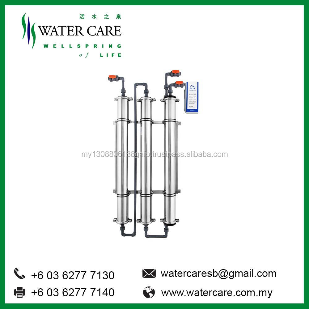 Tricore Water Filter with Grander 2 Purifier