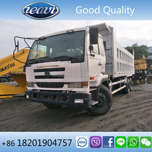 Cheap left hand drive Japan used nissan diesel ud truck for Philippines