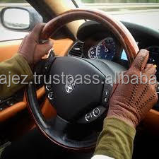 Murtajez supplier High Quality Sheepskin Driving Leathers
