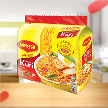 Hot Sale Hot Spicy Instant Dried Ramen Noodles