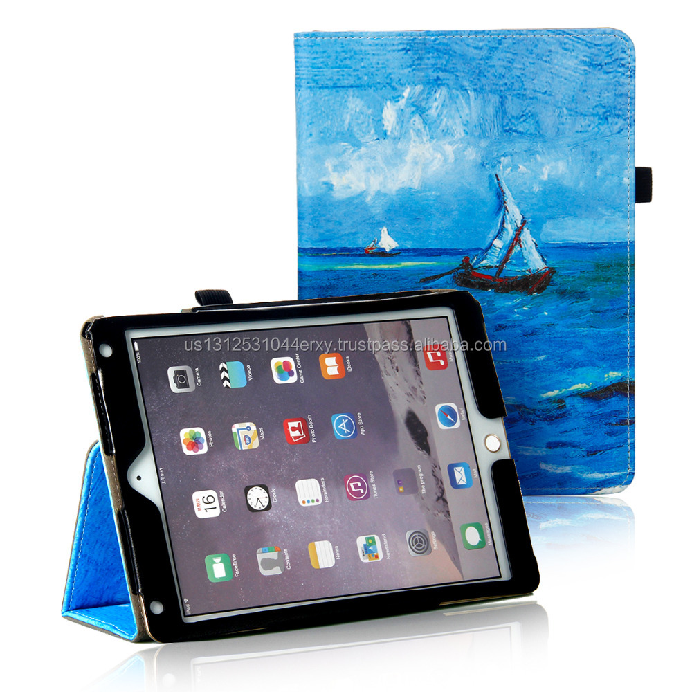 2018 New Style Low Price Leather Cover For Tablet Case For Ipad 5/6/7 For Hot Sale