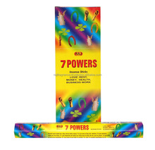 7 powers incense stick