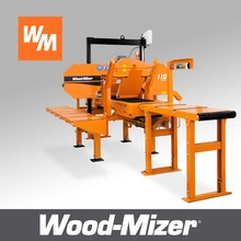Wood-Mizer HR110 Single Head Horizontal Wood Band Resaw