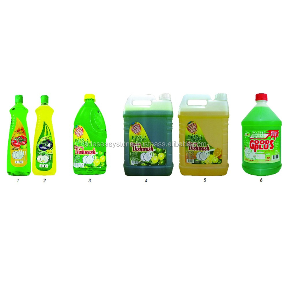 Direct from factory OEM Dishwasher Liquid Cleaning Dishes Washer Oil Remover Fragrance Lemon Lime