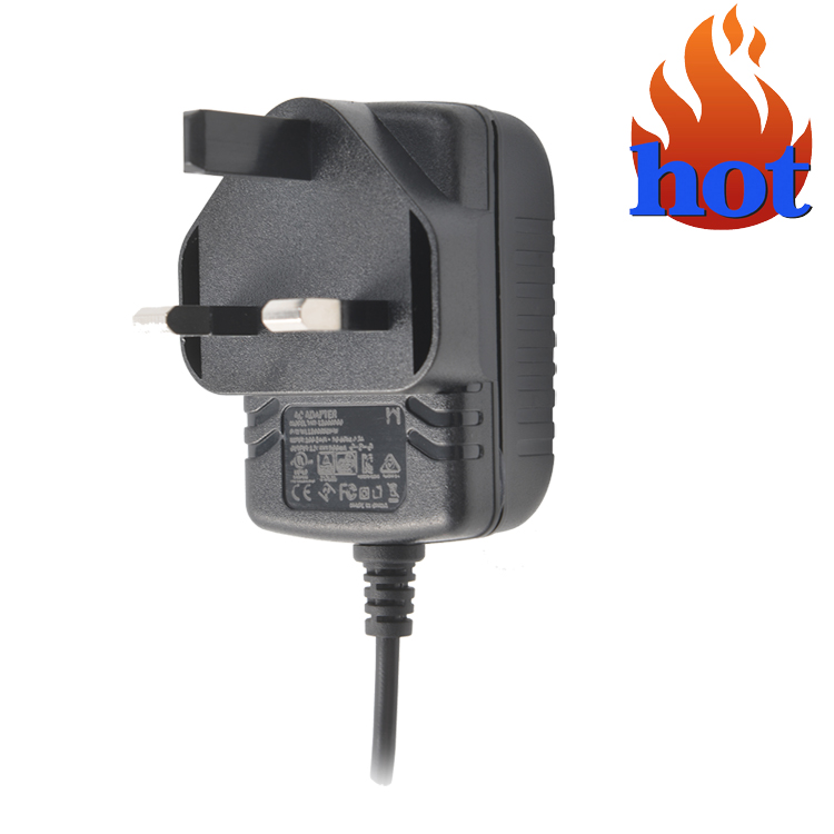 Good Quality Ac Dc Adapter 12V 0.8A, Power Adapter 12 Volt 800Ma