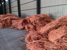 Quality Copper Wire Scrap / Millbery Scrap Cu 99.9%
