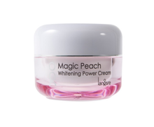 KOREAN COSMETICS Langsre Magic Peach Whitening Power Cream 50ml