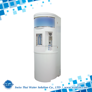 High Quality Water Vending Machine for Sales (Coin,Bill,Card : OEM)