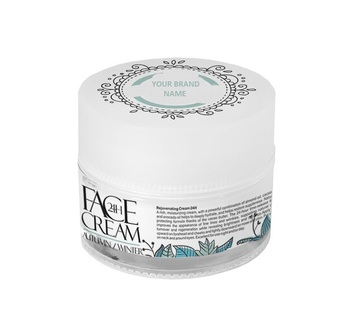 Face Cream Autumn And Winter For Women During And After Pregnency - 50 ml. 100% Natural. Private Label Available. Made In EU