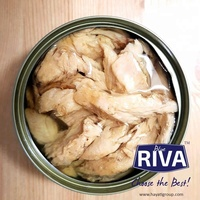 CANNED TUNA FISH HIGH QUALITY FROM THAILAND BLUE RIVA / RITA BRAND