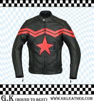 Mens Biker Jacket/Motorcycle Jacket/Racing Wear/CE protector Jacket/Mens Latest Biker Jacket