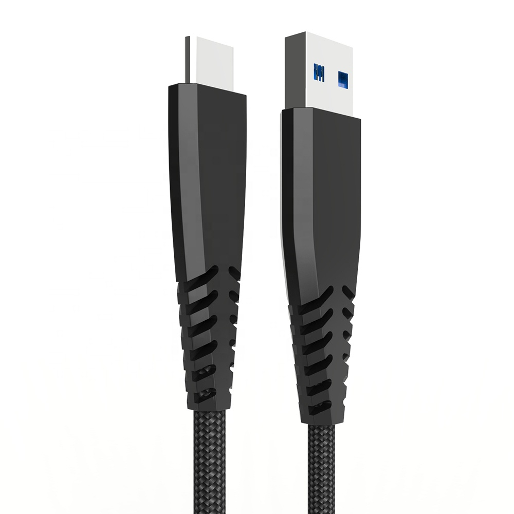 Durable USB Type C Cable 3.<strong>1</strong> gen <strong>1</strong> TO USB <strong>A</strong> 3.0 SR Solid 60W High Power Charging Cable