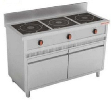 cooker, Induction table range 1200 SIR-120