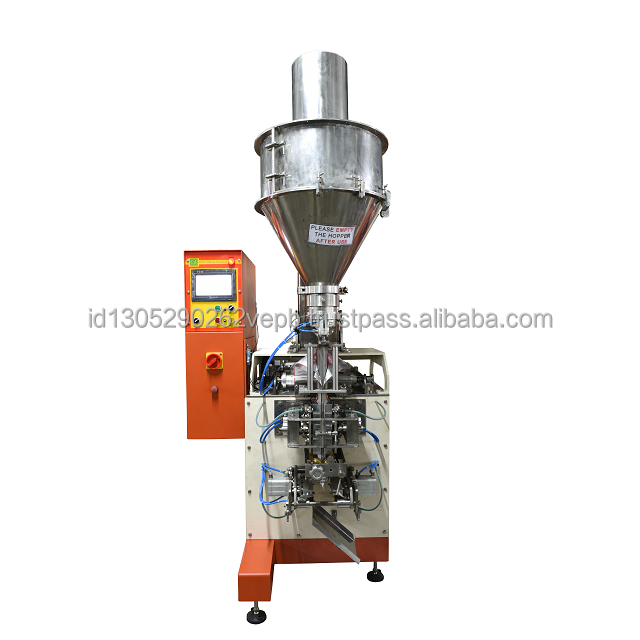 Auger Filling and Packaging Machine (for <100mm packing width)
