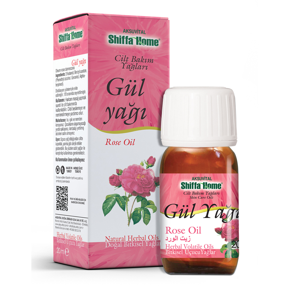 Rose Oil Fragrance Essential Oil Rose Ingredient